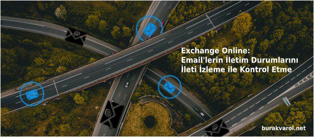 Exchange Online İleti İzleme