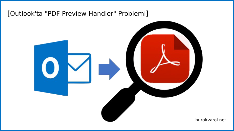 PDF Preview Handler Hatası