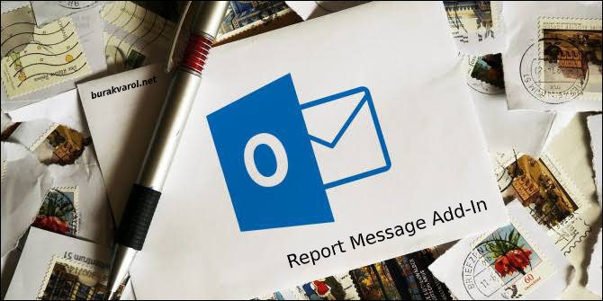 Report Message Add-In