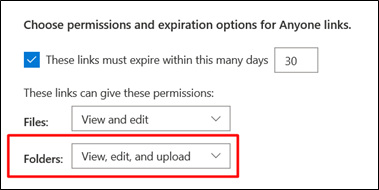 SharePoint - File and Folder Links